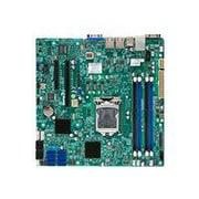 Supermicro® X10SL7-F Intel® C222 Chipset Server Motherboard