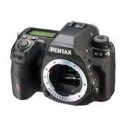 Pentax K-3 23.4 Megapixel DSLR Camera Body, Black