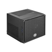 Cooler Master® Elite 110 3 x Bay Mini-Tower Computer Case, Midnight Black (RC-110-KKN2)