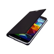 V7 Ultra-Slim Flip Case for Samsung Galaxy S5, Black
