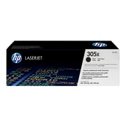 HP® 305X Black 4000 Pages High Yield Original Toner Cartridge for LaserJet Pro 300 M351a Laser Printer