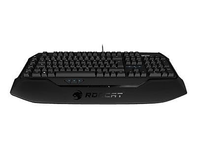 Roccat Ryos MK ROC-12-601 USB Wired Advanced Mechanical Gaming Keyboard, Black