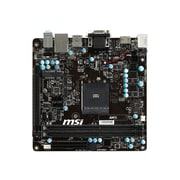 msi ® DDR3 Desktop Motherboard, 32GB (AM1I)