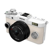 Pentax Q-S1 12.4 Megapixel Mirrorless Digital Camera, White