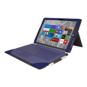 Urban Factory Elegant Leather Folio for Microsoft Surface Pro 3, Purple (SUR13UF)