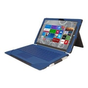 Urban Factory Elegant Leather Folio for Microsoft Surface Pro 3, Navy (SUR33UF)