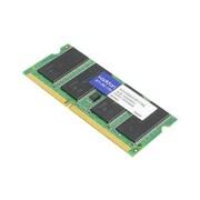 AddOn® AA1066D3S7/4G 4GB (1 x 4GB) DDR3 SDRAM SoDIMM 204-pin DDR3-1066/PC3-8500 RAM Module