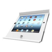 Compulocks  MacLocks Slide Basic Aluminum POS Stand for iPad 2/3/4, White (225POS)