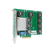 HP ® 12 Gbps 9-Port Plug-In Card SAS Expander Card (769635-B21)