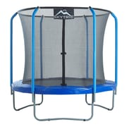Upper Bounce ''Skytric'' Trampoline w/Top Ring Enclosure System and ''Easy Assemble Feature''; 8'W