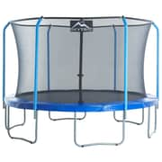 Upper Bounce ''Skytric'' Trampoline w/Top Ring Enclosure System and ''Easy Assemble Feature''; 11' W