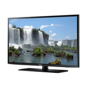 "Samsung J6200 55"" 1080p LED-LCD Smart TV, Black"