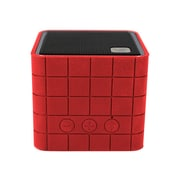 V7 SP5000 Bluetooth Portable Speaker, Red