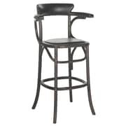 Safavieh Mercer 30'' Bar Stool with Cushion