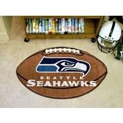 FANMATS NFL - Seattle Seahawks Football Mat