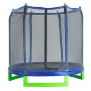 Upper Bounce 7' Trampoline w/ Enclosure
