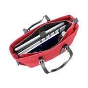 """Fabrique WIB Slim Liberator Red Microfiber/Nylon Tote Bag for 14.1"""" Notebook (LIB14RE)"""