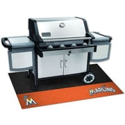 FANMATS MLB - Miami Marlins Grill Mat