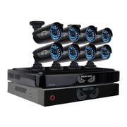 Night Owl 8-Channel Smart Video Security System with 8 Cameras and 2TB HDD (B-BBA720-82-8)