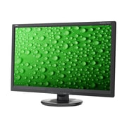 "NEC AccuSync AS242W-BK 24"" 1080p FullHD LED-Backlit LCD Monitor, Black"