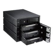 "Enermax EMK 3 x 5 1/4"" Internal Serial ATA/600 Backplane Module for 4 x 3 1/2"" HDD Bays (EMK5401)"