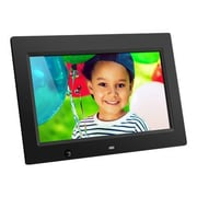 "Aluratek 10"" Desktop Digital Photo Frame with Motion Sensor and 4GB Built-in Memory (ADMSF310F)"