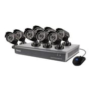Swann DVR16-4400 16-Channel 720p Digital Video Recorder with 8 PRO-735 Cameras (SWDVK-164408A-US)