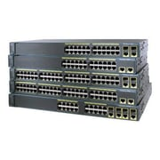 Cisco™ Cisco™ 2960 Series WS-C2960G-48TC-L 48 Port Gigabit Ethernet Rack Mountable Switch, Black