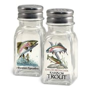 American Expedition Rainbow Trout Salt and Pepper Shaker