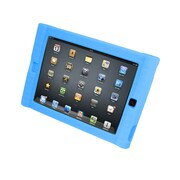 Hamilton Buhl IPM-BLU Silicone Kids Protective Case for iPad Mini, Blue