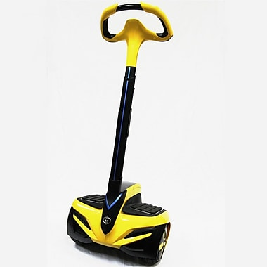 Future Orbit Inmotion R1 SCV Scooters with App, Yellow