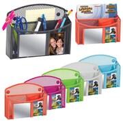 Merangue PB Magnetic Mesh Caddy Mirror, 12/Pack