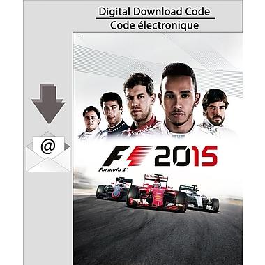 F1 2015 pour PC [Téléchargement]