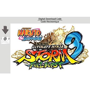 Naruto Shippuden: Ultimate Ninja Storm 3 Full Burst pour PC [Téléchargement]