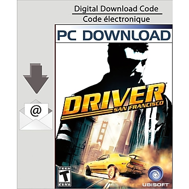 DRIVER SAN FRANCISCO for PC [Download]