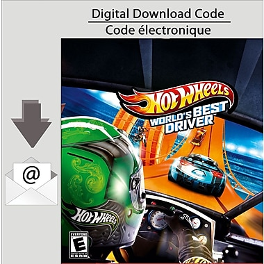 Hot Wheels World's Best Driver for PC [Download]