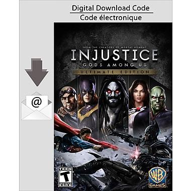 Injustice : Les Dieux sont parmi nous, édition Ultime pour PC (téléchargement)