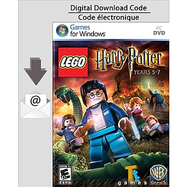 LEGO Harry Potter: Years 5-7 for PC [Download]