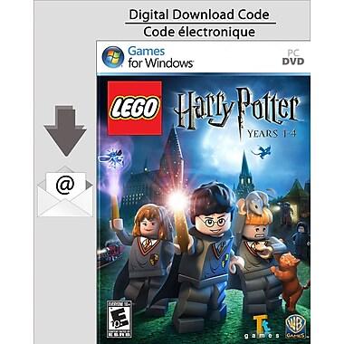 LEGO Harry Potter : Années 1 à 4 pour PC (téléchargement)