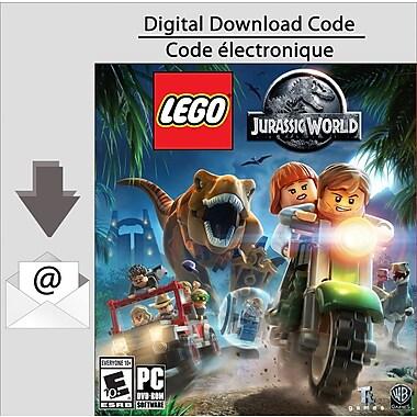 LEGO Jurassic World pour PC (téléchargement)