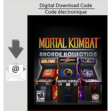 Mortal Kombat Arcade Kollection for PC [Download]