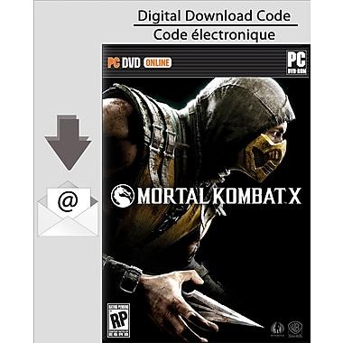 Mortal Kombat X pour PC (téléchargement)