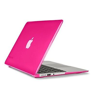 Speck SeeThru Case for MacBook Air 11, Hot Lips Pink