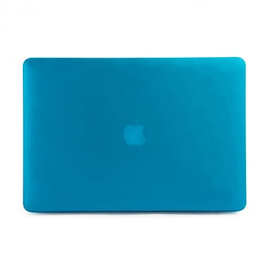 Tucano Nido Hard-Shell Case for MacBook Pro 15, Retina, Light Blue
