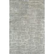 Momeni Zen Seafoam Steel Area Rug; 3'6'' x 5'6''