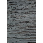 Momeni Zen Hand-Tufted Gray Area Rug; 5' x 8'