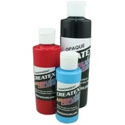 Createx Colors 8 oz Opaque Black Airbrush Paint