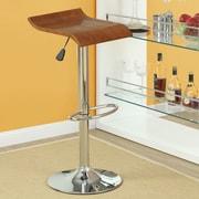Modway Bentwood 23'' Adjustable Bar Stool (Set of 2)