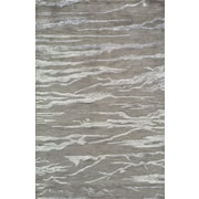 Momeni Zen Hand-Tufted Gray Area Rug; Runner 2'3'' x 8'
