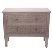 Crestview Providence 2 Drawer Chest
